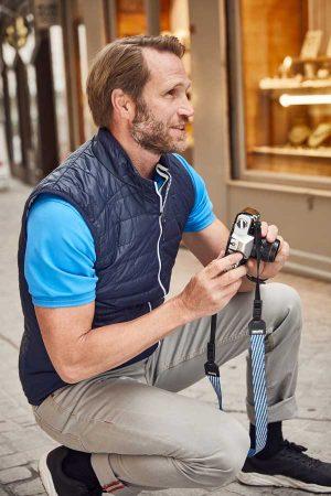 Telovnik J&N Men's Hybrid Vest