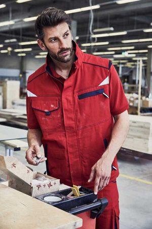Delovni telovnik J&N Workwear Vest - COLOR