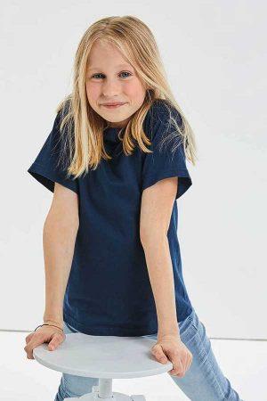 Otroška majica kratek rokav Russell Kid's Classic T