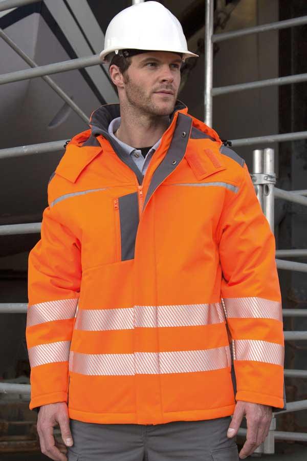 Visokovidna jakna Result Dynamic SoftShell Coat