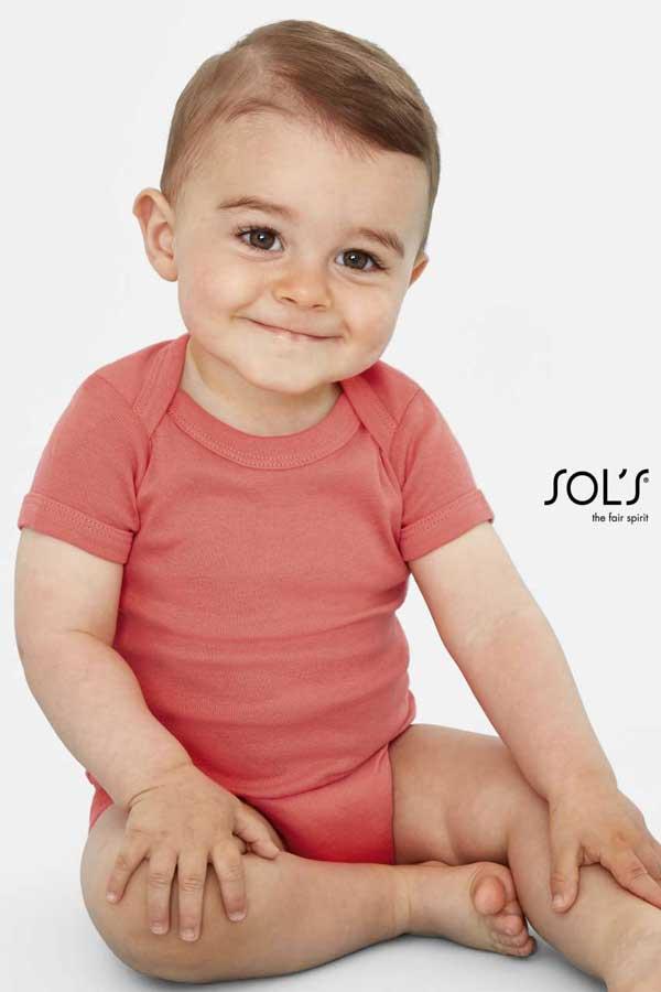 Bodi za dojenčka Sol's Bambino – Baby Bodysuit