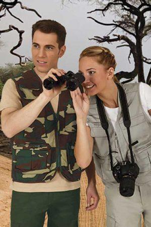Telovnik Valento Safari