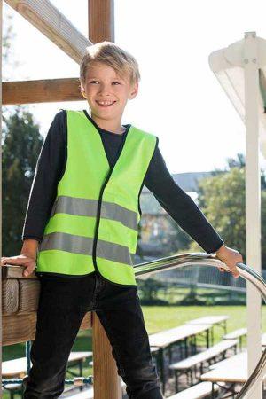 Otroški varnostni telovnik Korntex Functional Vest For Kids