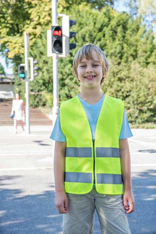 Otroški varnostni telovnik Korntex Children's Safety Vest with Zipper